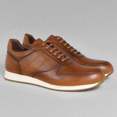White Base Sport Sneaker // Tan (Euro Size 39)