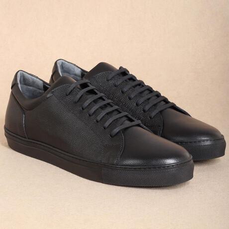 Sport Sneaker // Black Patent Leather (Euro Size 38)