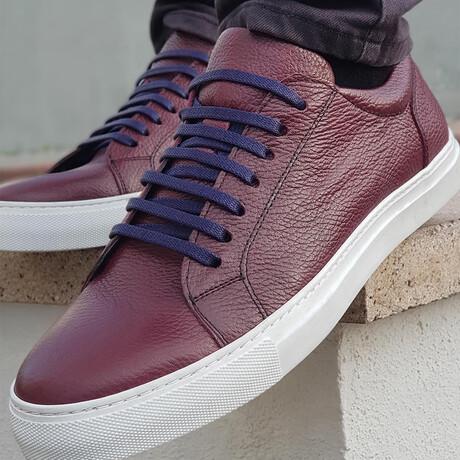 Sport Sneaker // Claret Red (Euro Size 38)