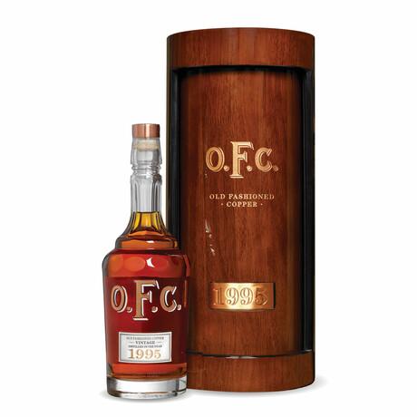 OFC 1995 25 Year Bourbon // 750 ml