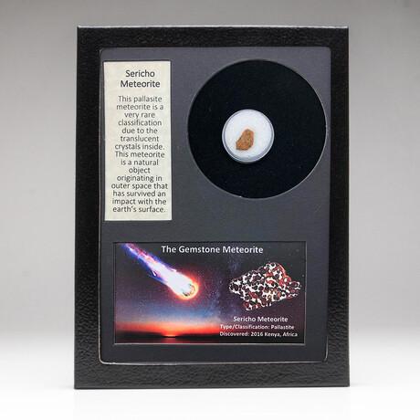 Genuine Sericho Meteorite + Display Box