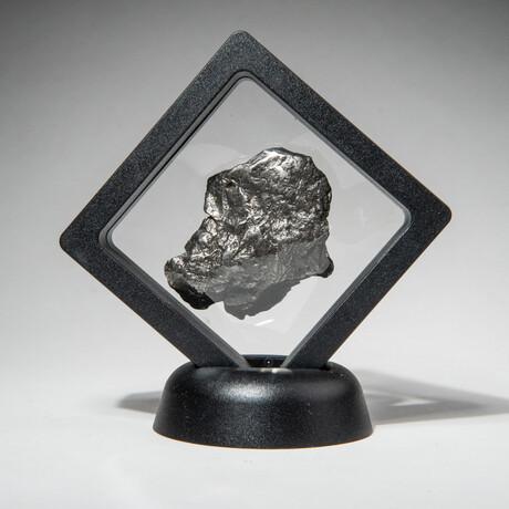 Genuine Natural Sikhote-Alin Meteorite // 63 g