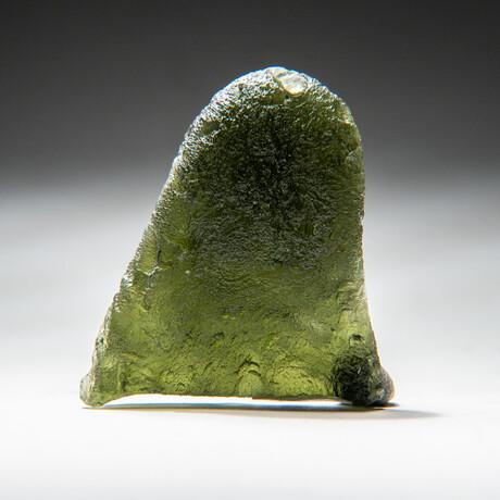 Genuine Natural Moldavite Tektite // 11.5 g