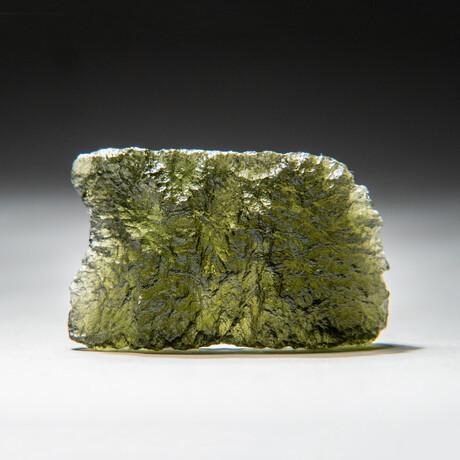 Genuine Natural Moldavite Tektite // 10 g