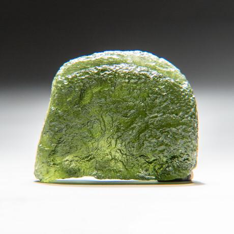 Genuine Natural Moldavite Tektite // 14.6 g