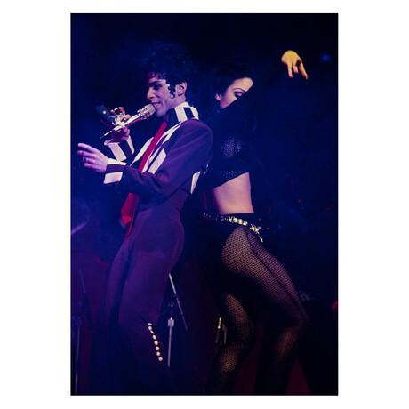 """Prince Act I Tour #4 (12""""W x 16""""H, Edition 100)"""