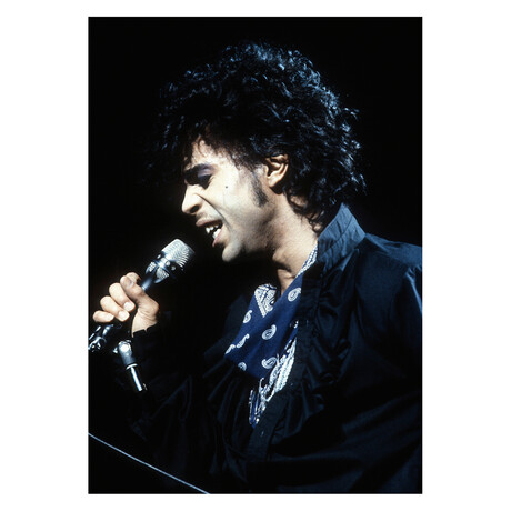 "Prince 1999 Tour #4 (12""W x 16""H, Edition 100)"