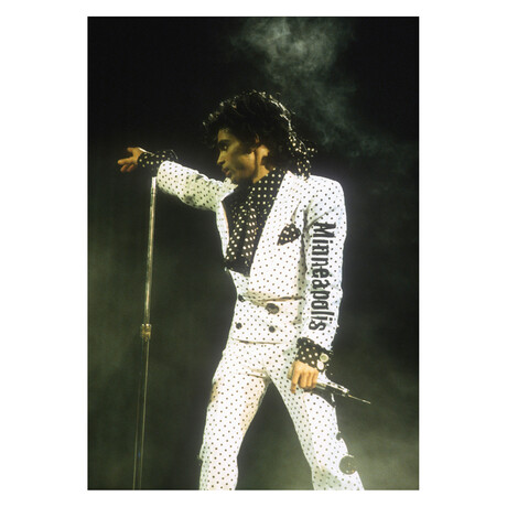"""Prince Lovesexy Tour #2 (12""""W x 16""""H, Edition 100)"""