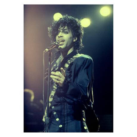 "Prince 1999 Tour #2 (12""W x 16""H, Edition 100)"