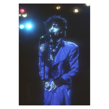 "Prince 1999 Tour #3 (12""W x 16""H, Edition 100)"