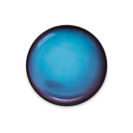 Cosmic Diner Porcelain Plate // Neptune