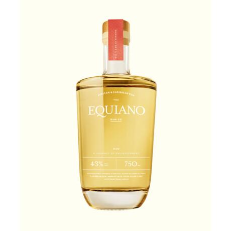 Equiano Light Rum // 750 ml