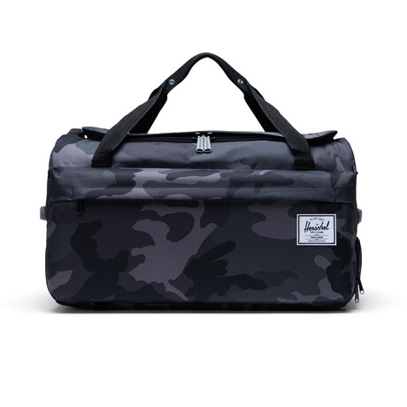 Outfitter Luggage // Night Camo