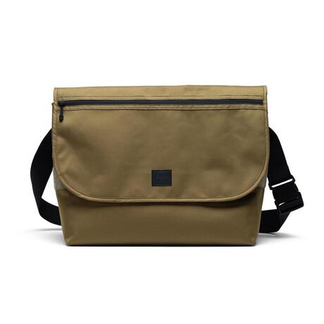 Grade Messenger Bag // Khaki Green
