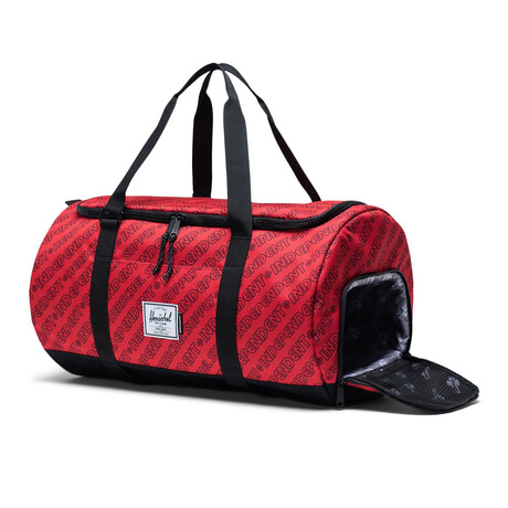 Independent Sutton Carryall // Independent Unified Red + Black