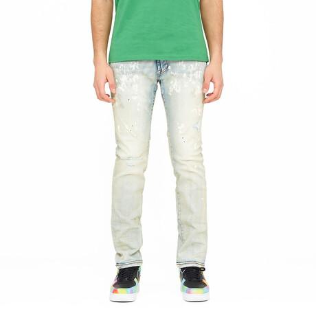 Rocker Slim Premium Stretch Jeans // Trip (30WX34L)