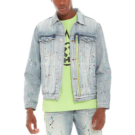 Type 2 Denim Jacket // Light Blue (XS)
