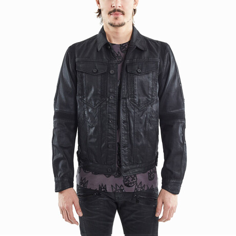 Moto Type 2 Jacket // Black (XS)