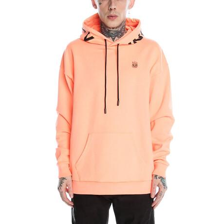 Pullover Sweatshirt // Coral (XS)