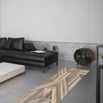 Marquetry // Christiana Floor Mat (2' x 3')