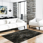 Raw // Anselma Floor Mat (2' x 3')