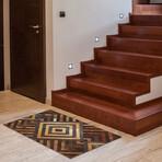 Marquetry // Ansley Floor Mat (2' x 3')