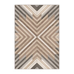 Marquetry // Florence Floor Mat (2' x 3')