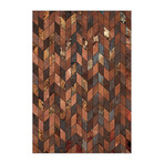 Marquetry // Rosalynne Floor Mat (2' x 3')
