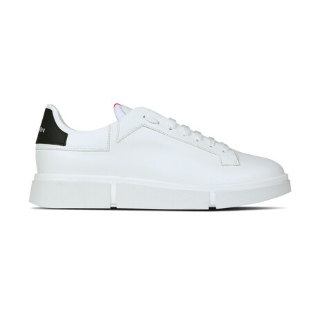Steve Sneaker // White + Black (Euro: 39)