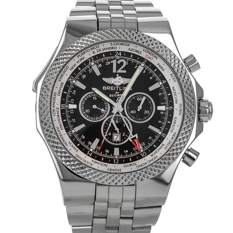 Breitling Bentley Automatic // A4736212/B919-998A // Pre-Owned