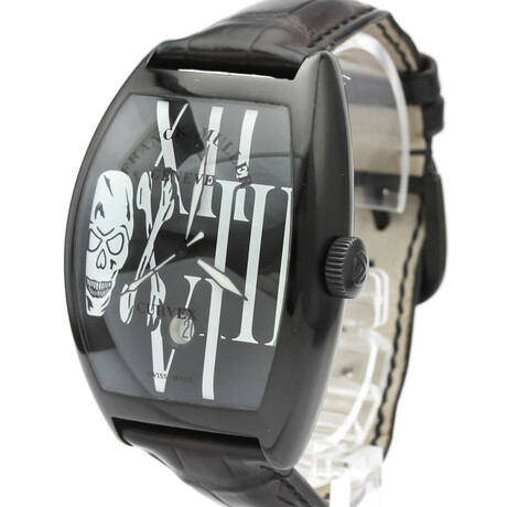 Franck Muller Cintree Curvex Automatic // 888 0SCDTGOTH // Pre-Owned