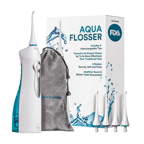 AquaSonic Aqua Flosser Oral Irrigator
