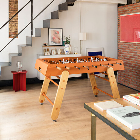 RS4 Home Foosball Table (Yellow)