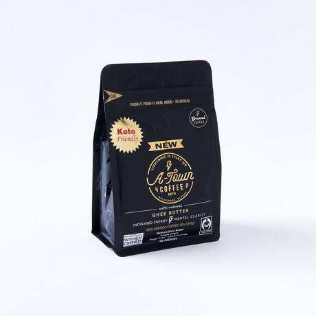 A-Town Coffee // 12 oz (Whole Bean)
