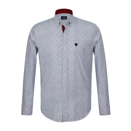 Tristan Shirt // White Plaid (S)