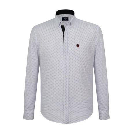 Vince Shirt // White Plaid (S)