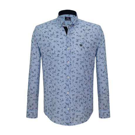 Daniel Shirt // Navy Blue (S)