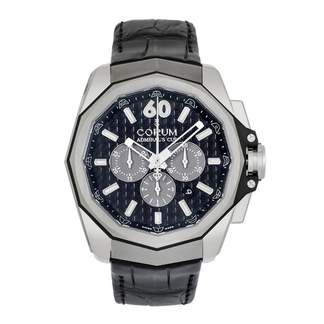 Corum Admiral's Cup AC-One 45 Chronograph Automatic // 132.201.04/V200 AN10 // Store Display