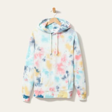 BlanketBlend Hoodie // Pastel Pebble (Small)