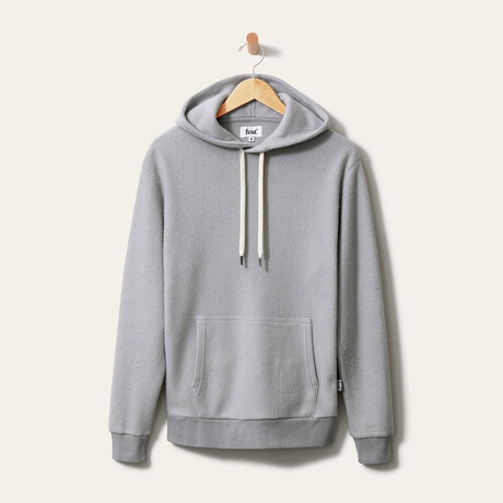 BlanketBlend Hoodie // Glacier Gray (Small)