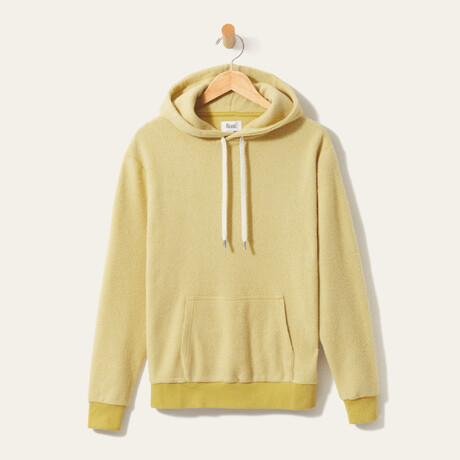 BlanketBlend Hoodie // Yellow Stone (Small)