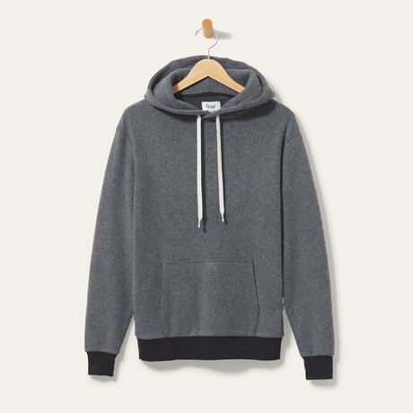 BlanketBlend Hoodie // Hazy Black (Small)