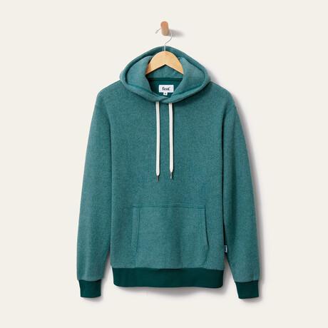 BlanketBlend Hoodie // Spruce (Small)