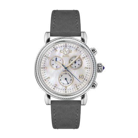 GV2 Ladies Marsala Swiss Chronograph Quartz // 9843.S7