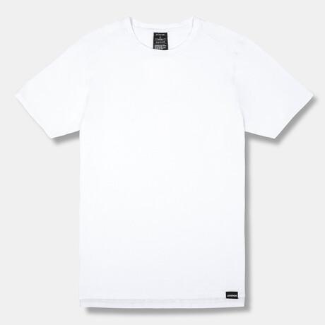 Aviation Tee // White (S)
