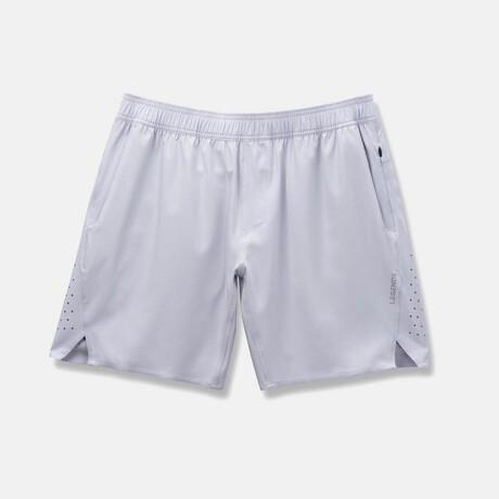 "Relay 9"" Linerless Shorts // Gray (S)"