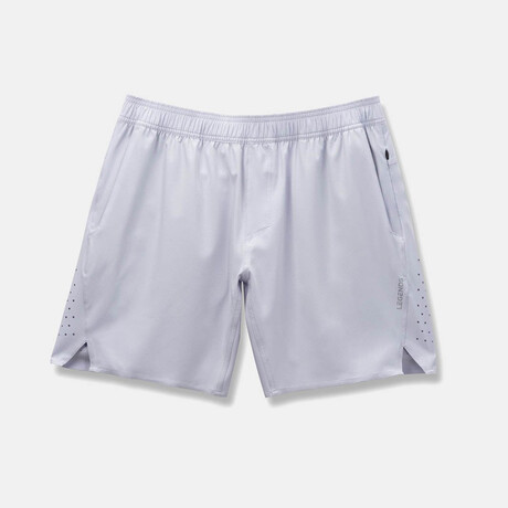 "Relay 7"" Lined Shorts // Gray (S)"