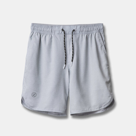 "Luka 5"" Lined Shorts // Gray (S)"