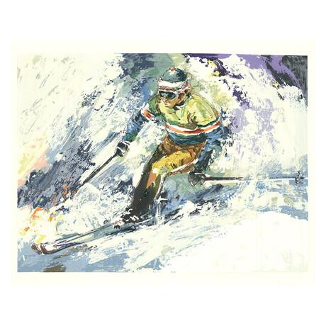 Downhill Skier, Colorado // Wayland Moore