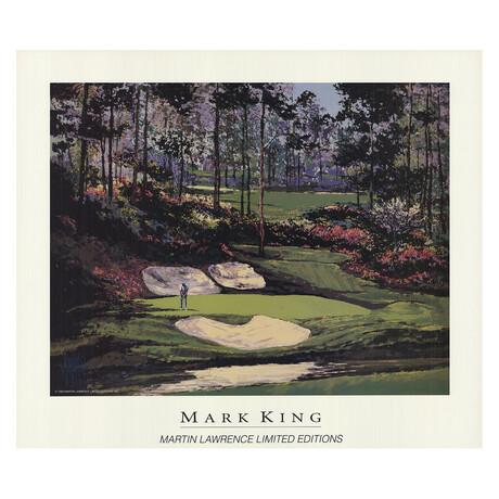 The Amen Corner, Long Island // Mark King // 1993 Lithograph